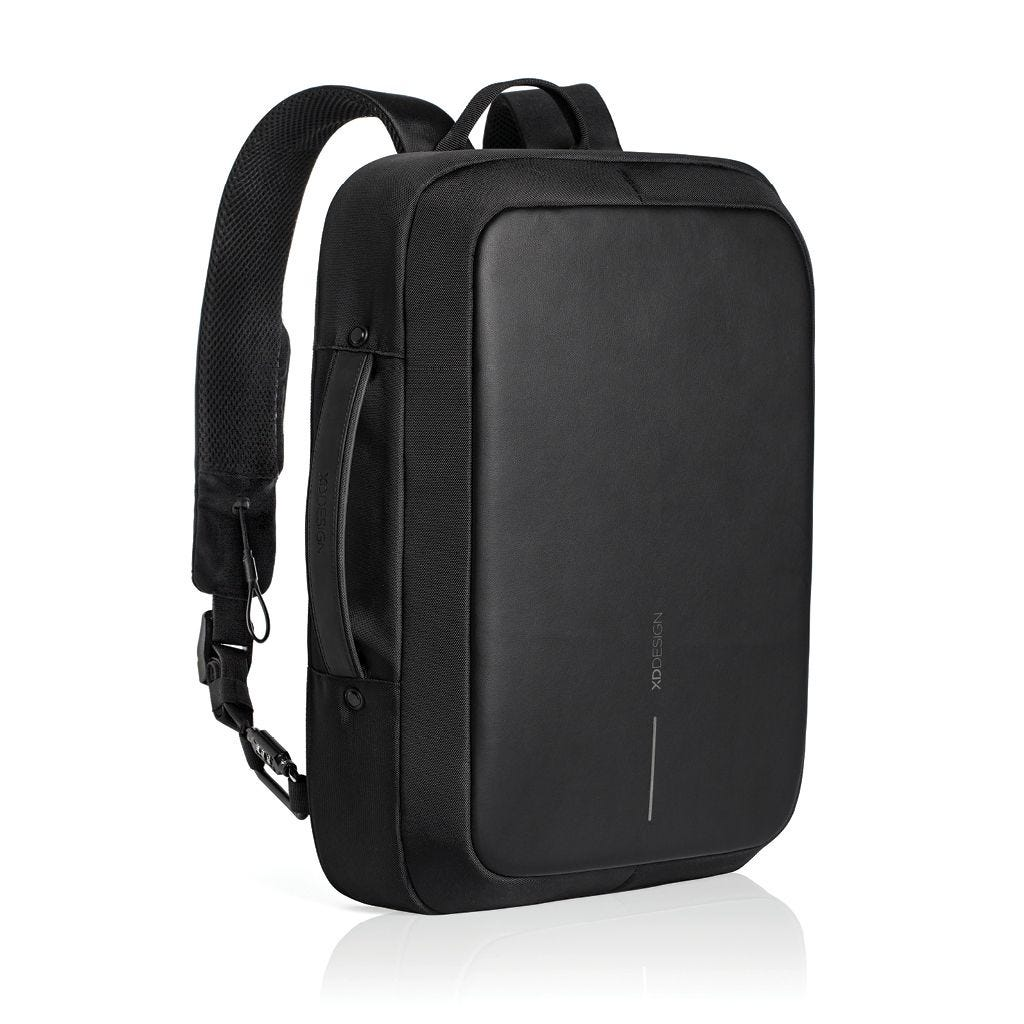 Bobby Bizz Anti Theft BackpackBriefcase