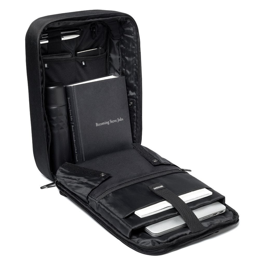 XD Bobby Bizz Anti Theft BackpackBriefcase | Anti Theft Bags
